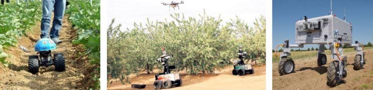 Tarım Robotları