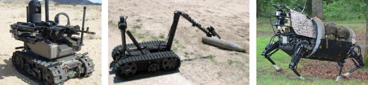 Askeri Robotlar