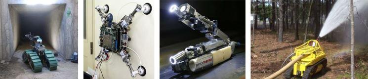 Diğer Uygulama Alanlı Robotlar