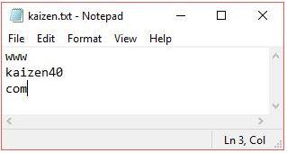 C# text dosyasındaki satırları saydırmak