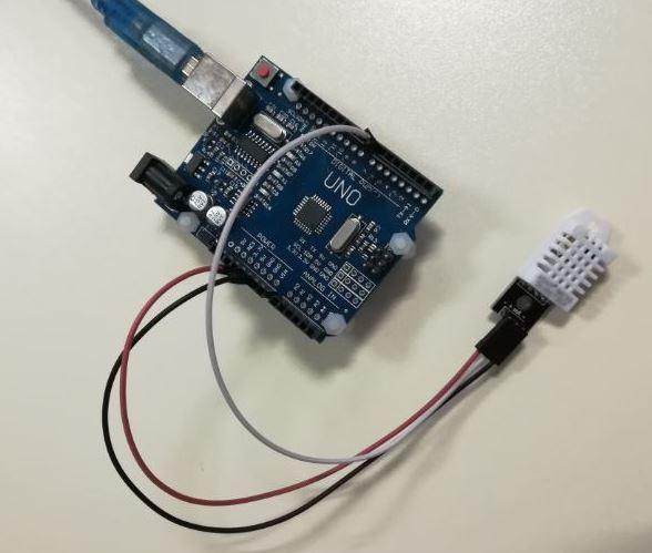 Arduino DHT22 Sensor Bağlantısı