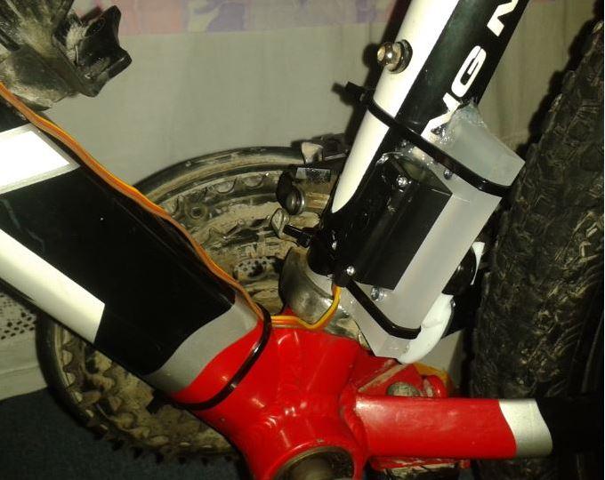 Bisiklet Elektronik Vites Uygulaması