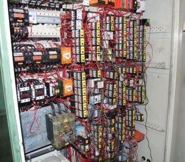 PLC' den önce Elektrik Panosu
