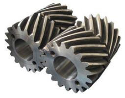 Balıksırtı Dişli (Herringbone Gear)