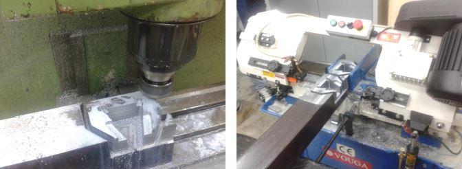 Çene CNC İşeleme