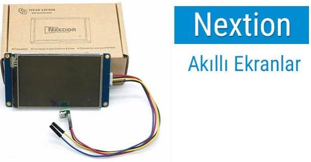 Nextion HMI Ekran