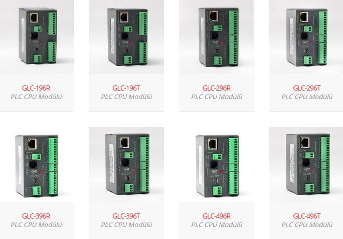 GMT PLC CPU Modulleri