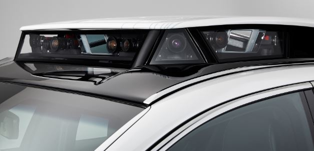 Toyota Otonom Sensorleri