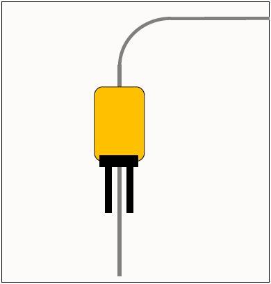 AGV Navigasyon - Manyetik Bant