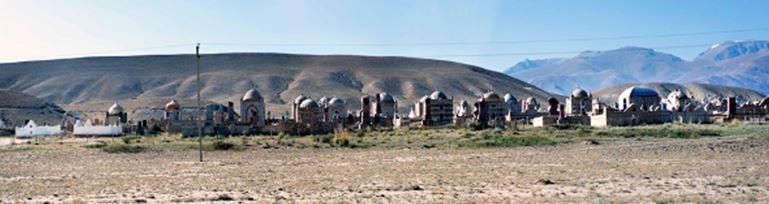 Kırgızistan Mezarlık