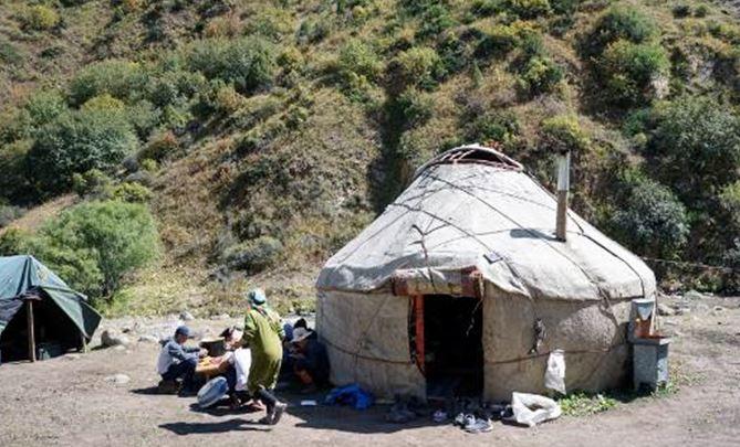 Kırgızistan Yurdu