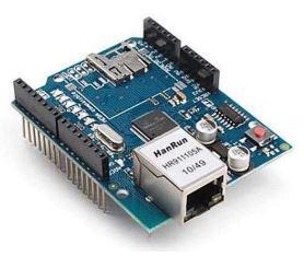 Arduino Ethernet Shield