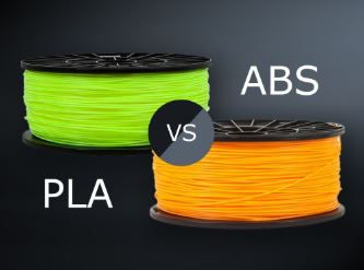 ABS vs PLA
