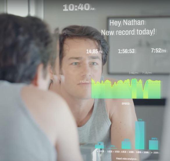 Care OS Smart Mirror