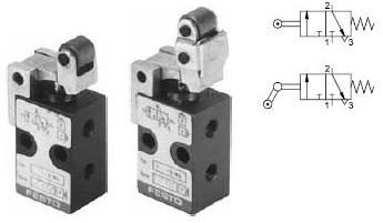 Mekanik pnöamtik switch