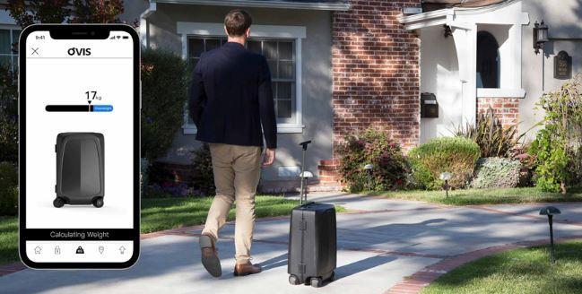 ForwardX CX-1 Robotics Suitcase