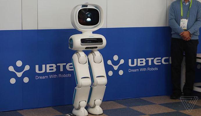 Ubtech Robotics Walker