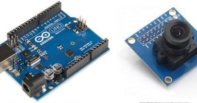 Arduino Kamera Modülü Nasıl Kullanılır?