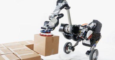 Boston Dynamics Handle Depolar için Geliştirildi
