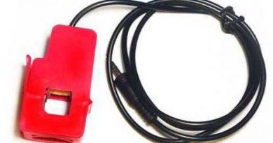 Girişimsel Olmayan (Non-Invesive) AC Akım Sensörü SCT-013 -30 A PLC ile Nasıl Okunur?