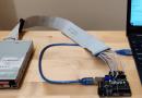 Arduino ile Floppy Diskler Nasıl Okunur?