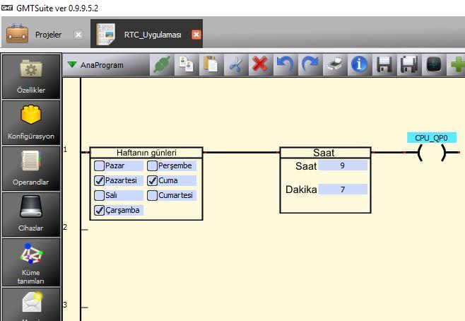 GMT PLC RTC Bloğu